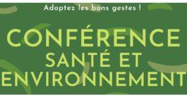Conférence sur l'environnement et la santé