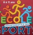 L'École départementale des sports fait sa rentrée !